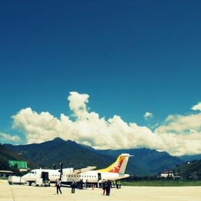 Tilbage til Thimphu