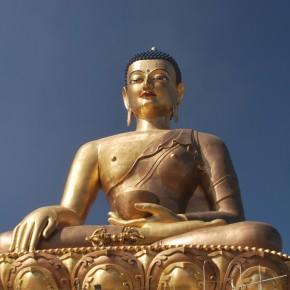 Om hvordan man bliver buddha tirsdag eftermiddag