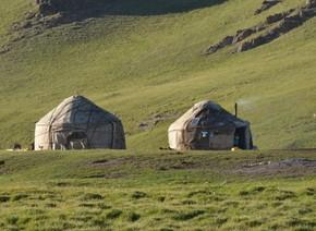 Kirgisistans sjæl