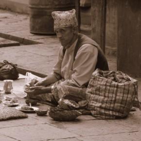 Pagoder i Patan
