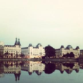Sensommer og specialeskrivning i København