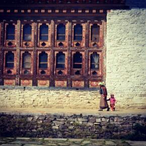 Snapshot from Bhutan
