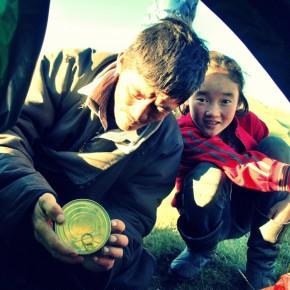 Godmorgen Mongoliet