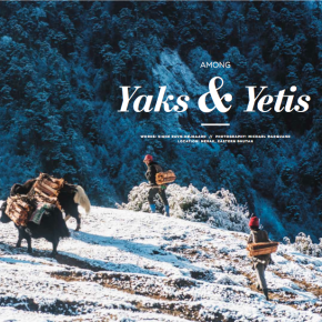 Among yaks and yetis